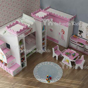 Bộ phòng công chúa