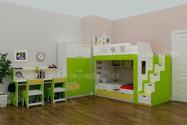 Bộ phòng giường tầng trẻ em Y05