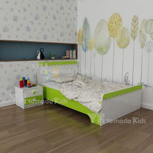 Giường đơn trẻ em G04 cho bé từ 3 đến 12 tuổi