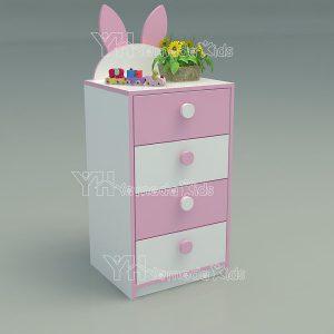 Tủ để đồ DC01 tai thỏ đáng yêu