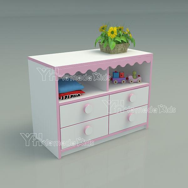 Tủ để đồ DC03 cho bé gái