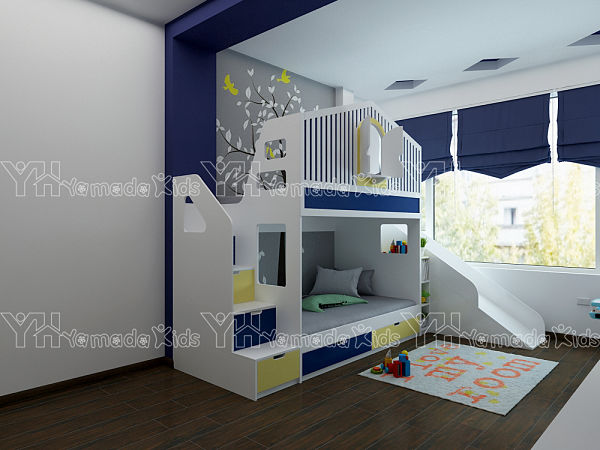 Những lời khuyên bổ ích của chuyên gia khi lựa chọn nội thất phòng ngủ trẻ em