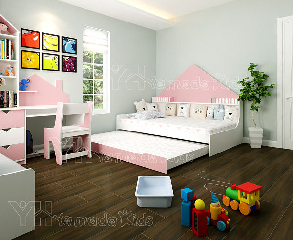 Giường kéo GK17