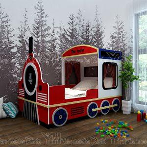 Giường ngủ hình tàu hỏa G11