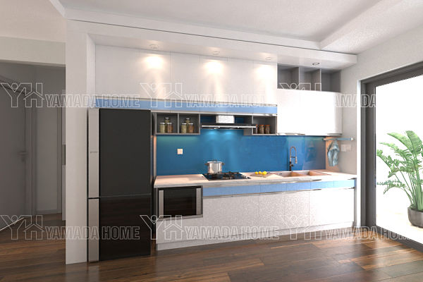 Thi công nội thất căn hộ chung cư Bắc Ninh
