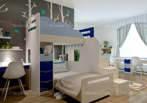 Bộ phòng giường tầng sole Y39