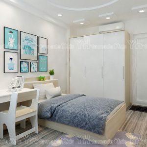 Bộ phòng giường đơn Y35