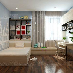 Set phòng giường đơn Y42