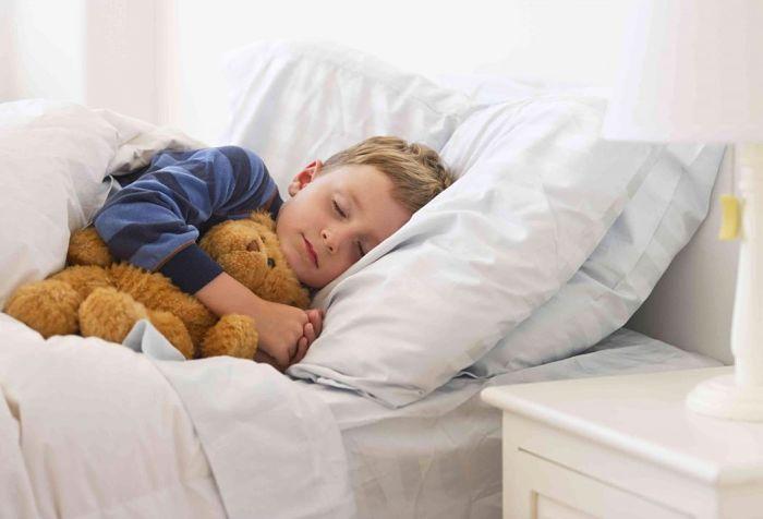 cách tập cho bé ngủ riêng
